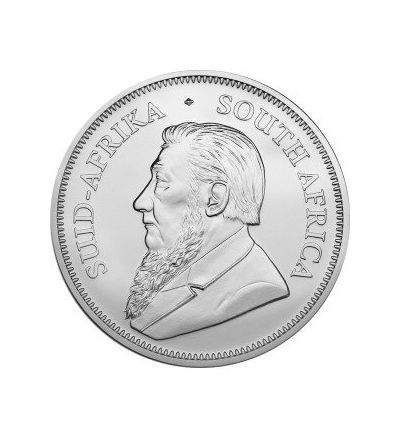 Silbermünze KRUGERRAND 1 oz Südafrika akt. Jahrgang