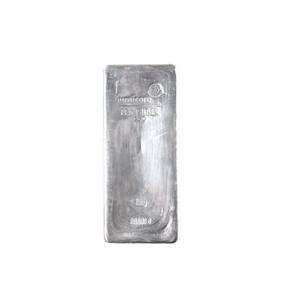 Silberbarren 15 Kilogramm Heraeus / Umicore / Argor-Heraeus 265px